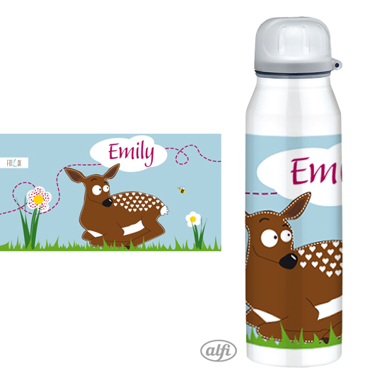 Alfi Isolier-Trinkflasche Bambi - personalisierbar